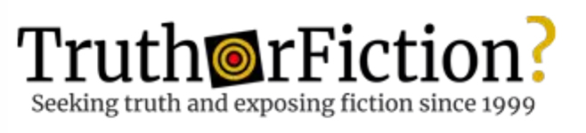 Truth or fiction Logo